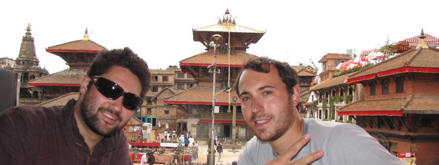 world heritage site tour in Kathmandu