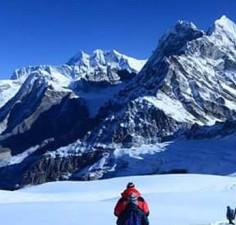 Island Peak Climb and Everest Base camp trek