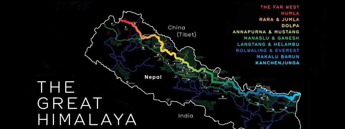 The Great Himalaya Trail trek