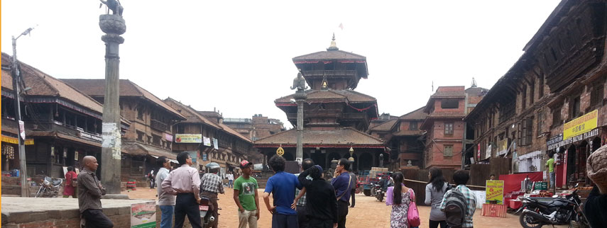 Day Tour in Nepal