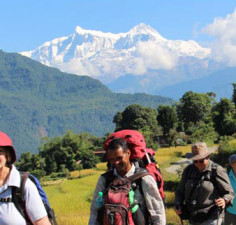 Kathmandu Day hiking