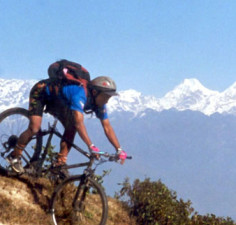 Kathmandu cycling tour