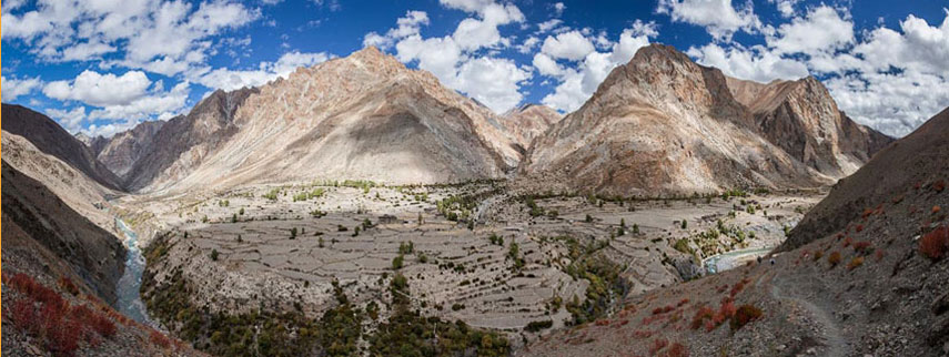 Mustang to Upper Dolpo Trek