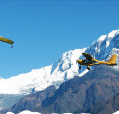 Ultra light Aircraft Tour in Nepal