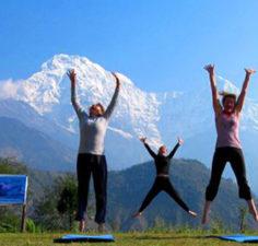 Nepal Yoga and Meditation Tour