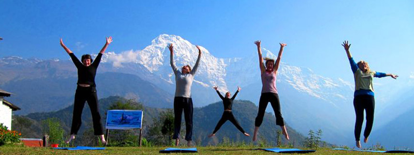 Nepal Yoga and Meditation Tour
