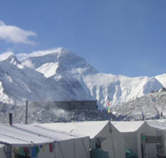Advanced Everest Base Camp Trek in Tibet