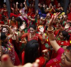 Teej The Festival For Women In Nepal