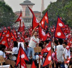 loktantra diwas nepal